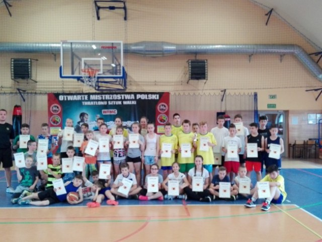 Wiosenny Turniej Koszykówki w Wilkowicach