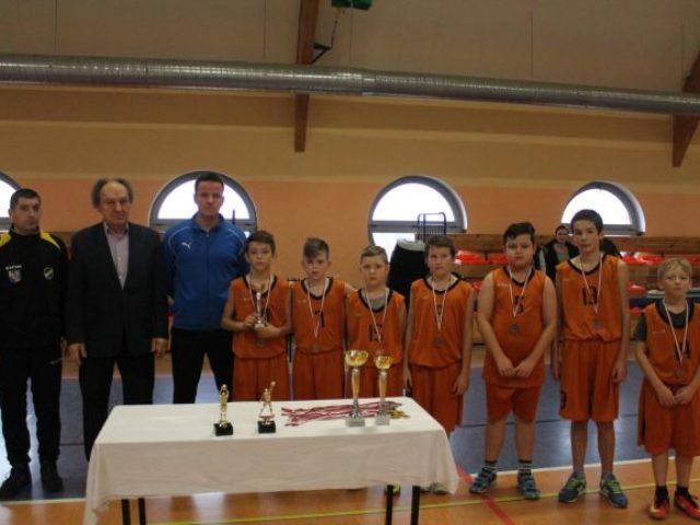 I Turniej Koszykówki o Puchar Prezesa Gminnego Towarzystwa Sportowego Unia Choceń