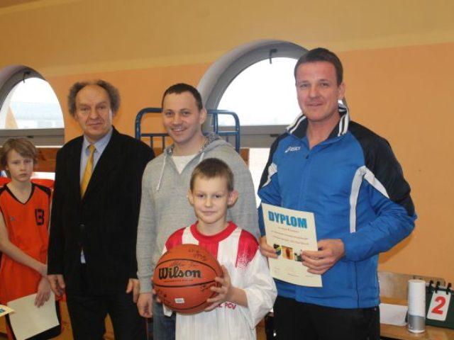 II Turniej Koszykówki o Puchar Zarządu Gminnego Towarzystwa Sportowego Unia Choceń