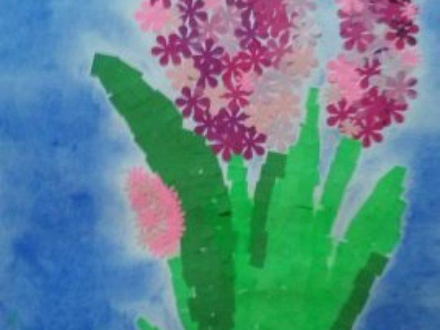 """. """"Pierwsze wiosenne kwiaty"""""""