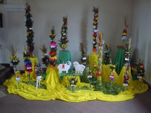 Konkurs na wykonanie palm wielkanocnych