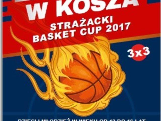 Strażacki Basket Cup w Szkole Podstawowej w Wilkowicach !