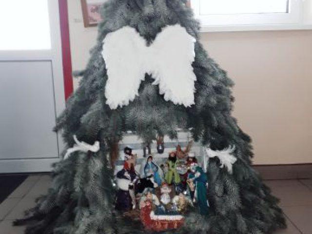 Rozstrzygnięcie konkursu na najpiękniejszą szopkę bożonarodzeniową.